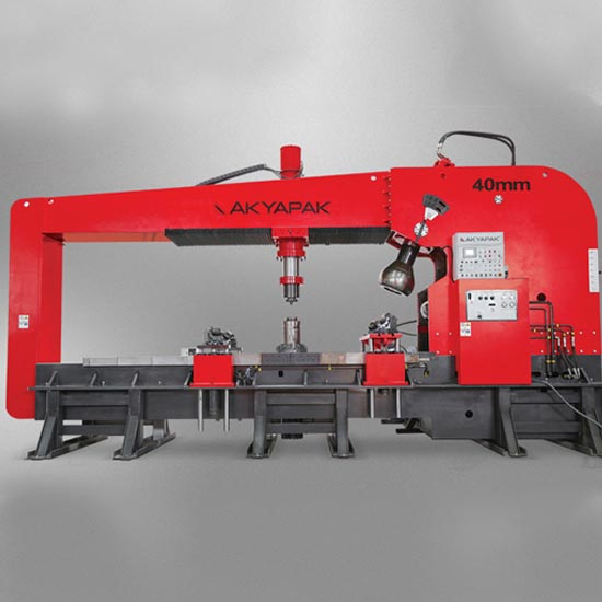 BMB Flanging Machine
