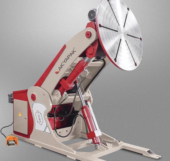 SRH Hydraulic Welding Positioner