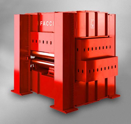 Plate Straightening Machine R Series