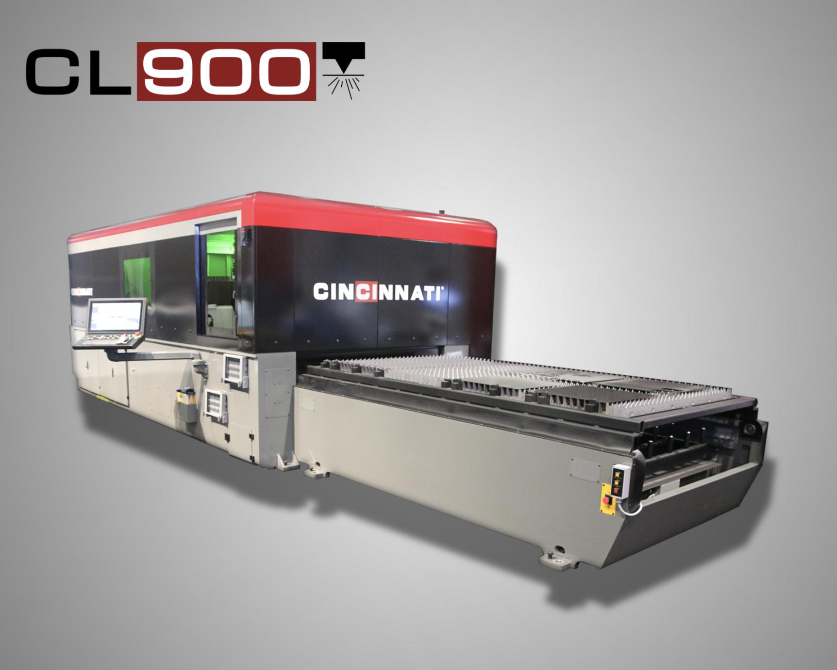 Cincinnati CL-900 Fiber Laser