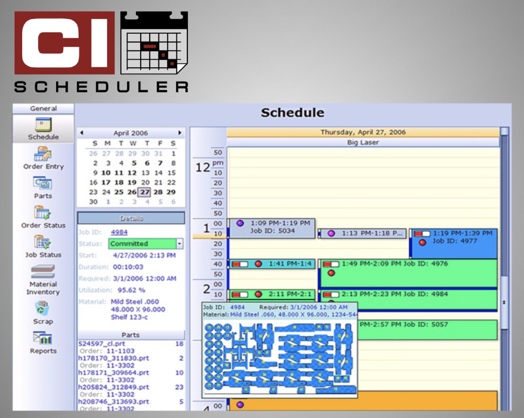 CI Scheduler