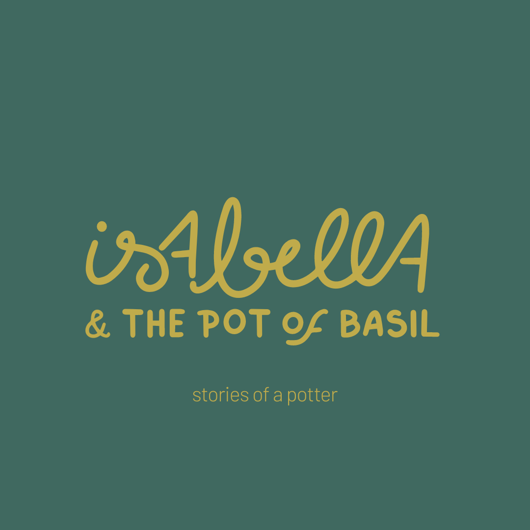 Isabella & the pot of Basil