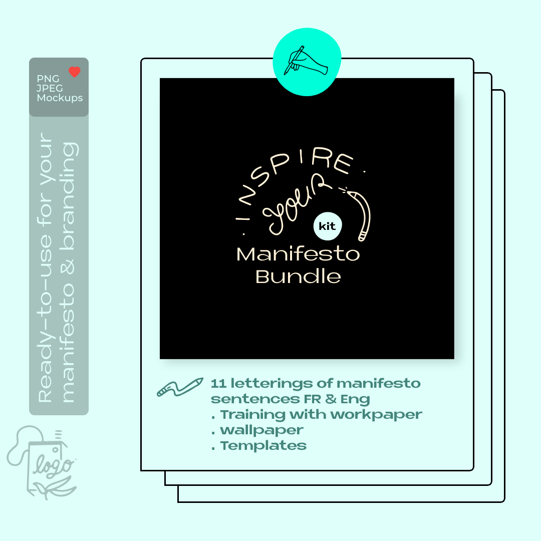 Manifesto guide by Keva Epale