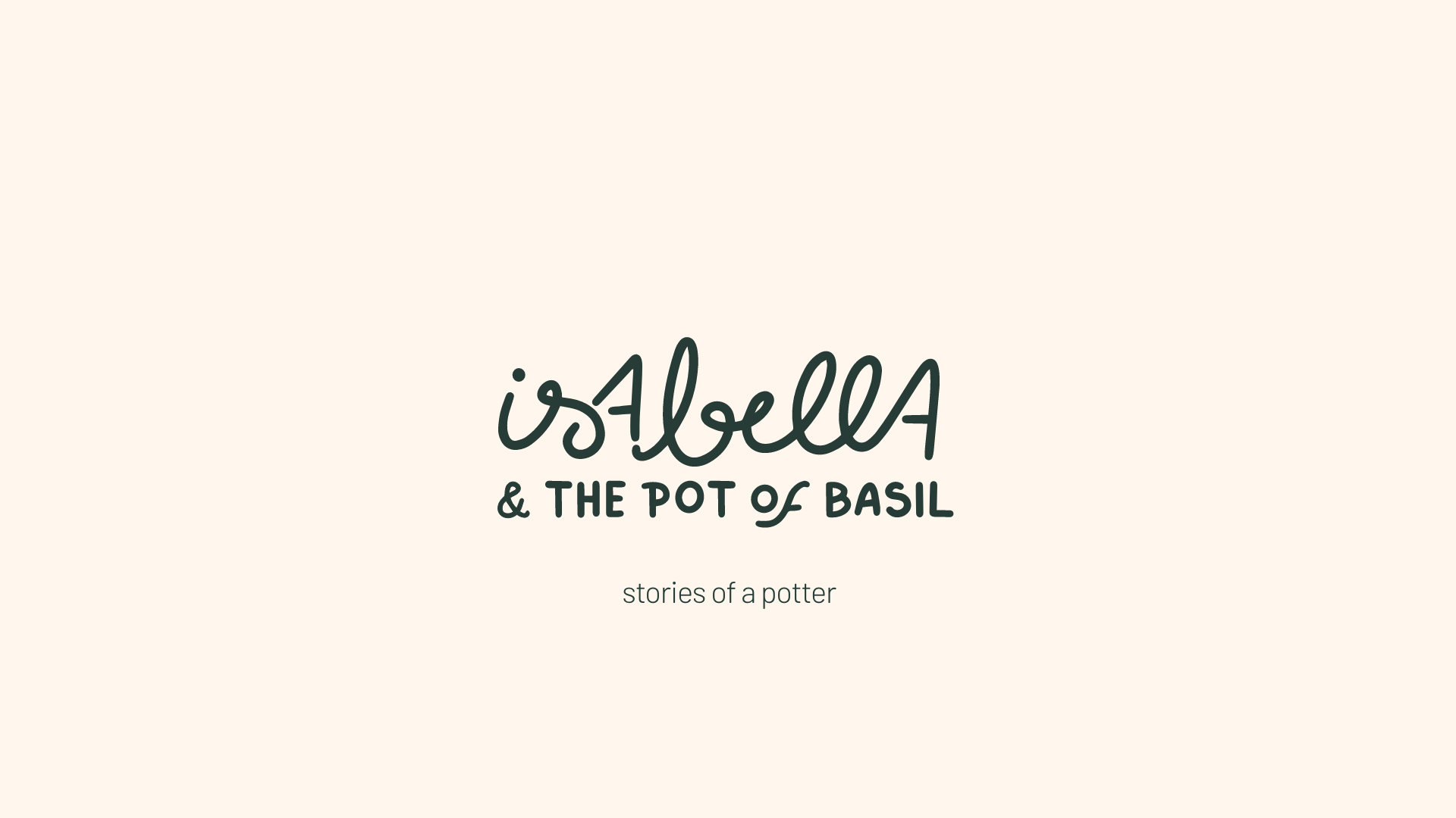 Isabella & the pot of basil mockup © Keva Epale