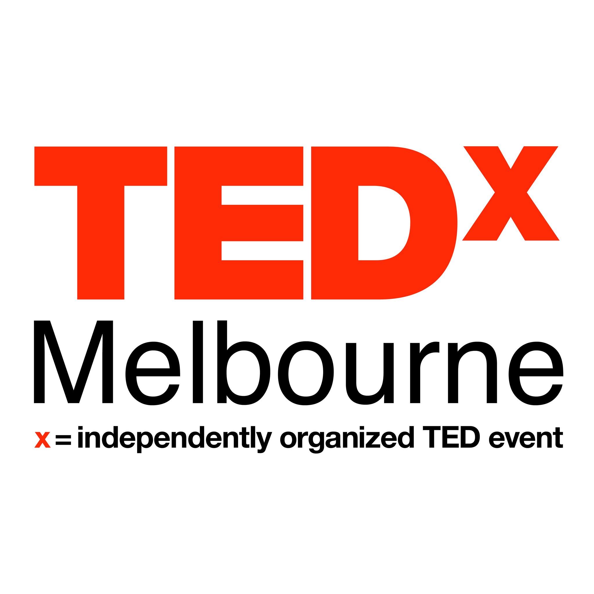 TEDx Melbourne Logo