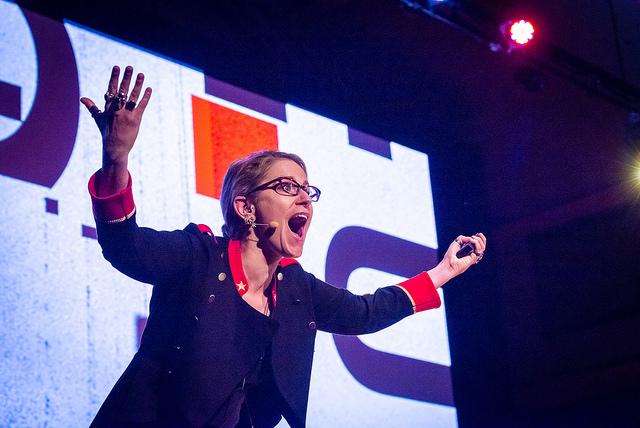 Powerful TEDx Melbourne Speaker