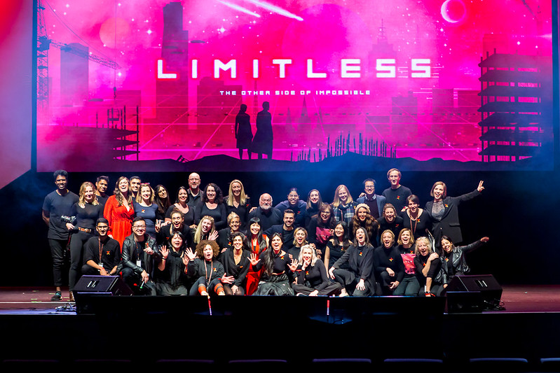 Photo of TEDx Melbourne Volunteers at Limitless
