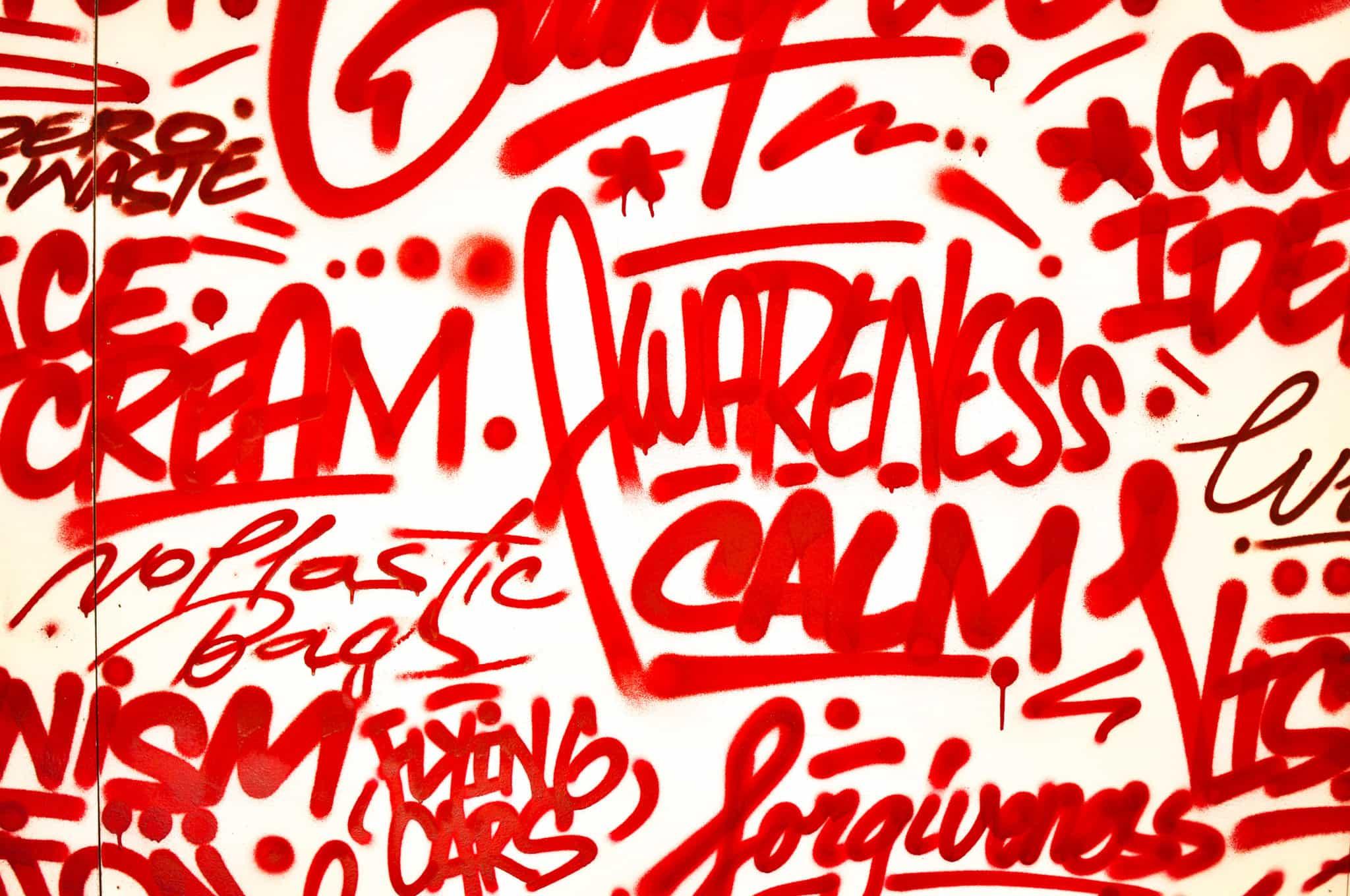 TEDx Graffiti