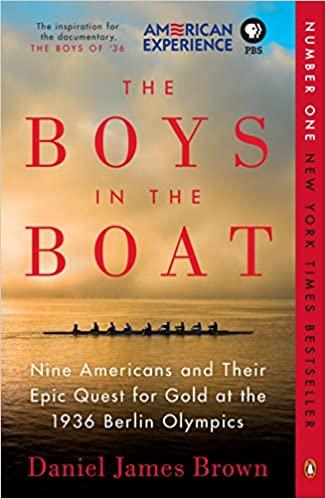 boys in the boat daniel james brown