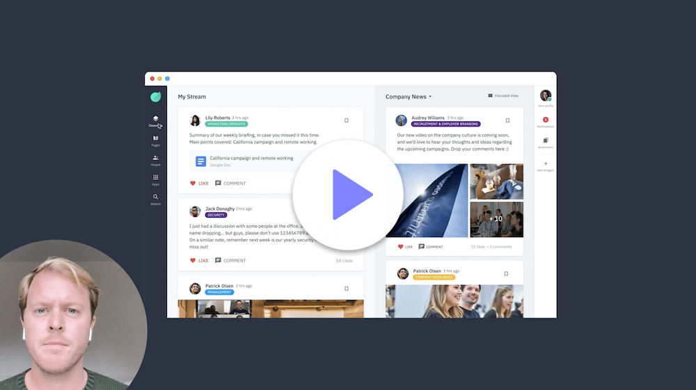 Personalised video for Sales teams