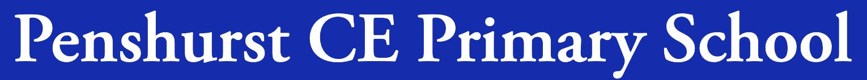 Penshurst CE primary school logo
