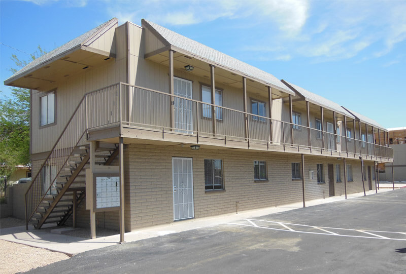 Class C Apartment Building in Mesa, Arizona