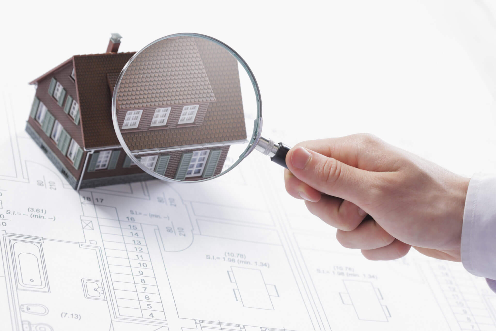 Due diligence on a real estate property