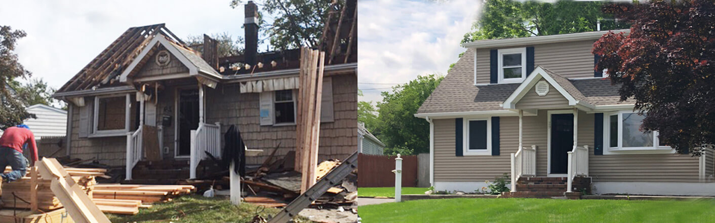 Fix and flip before and after