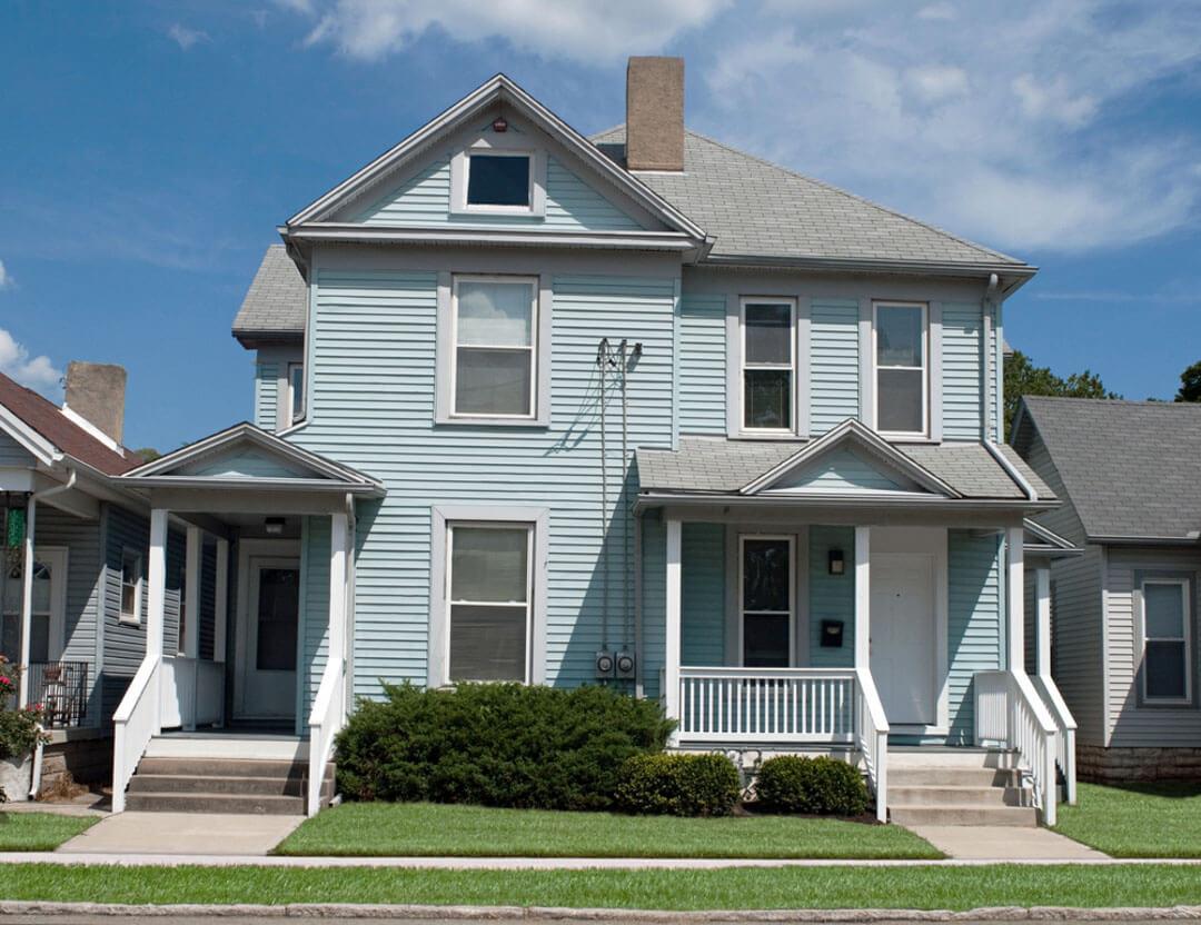 Duplex property for sale