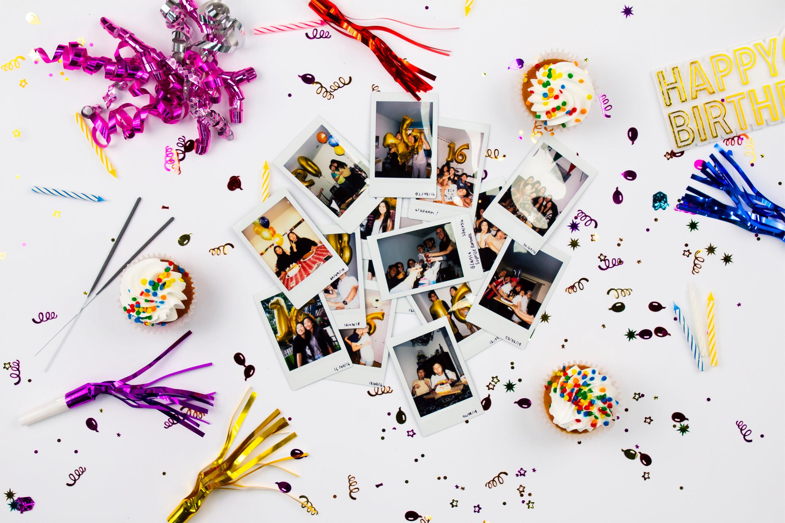 Instax Birthday