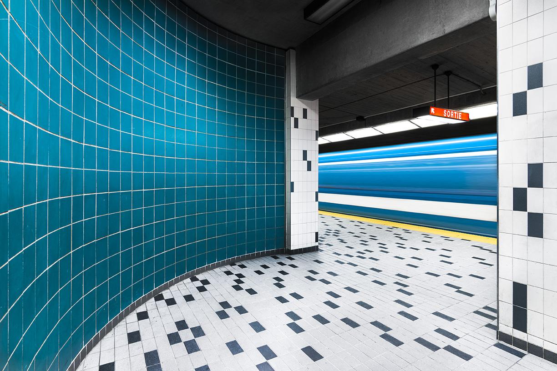 STM Metro
