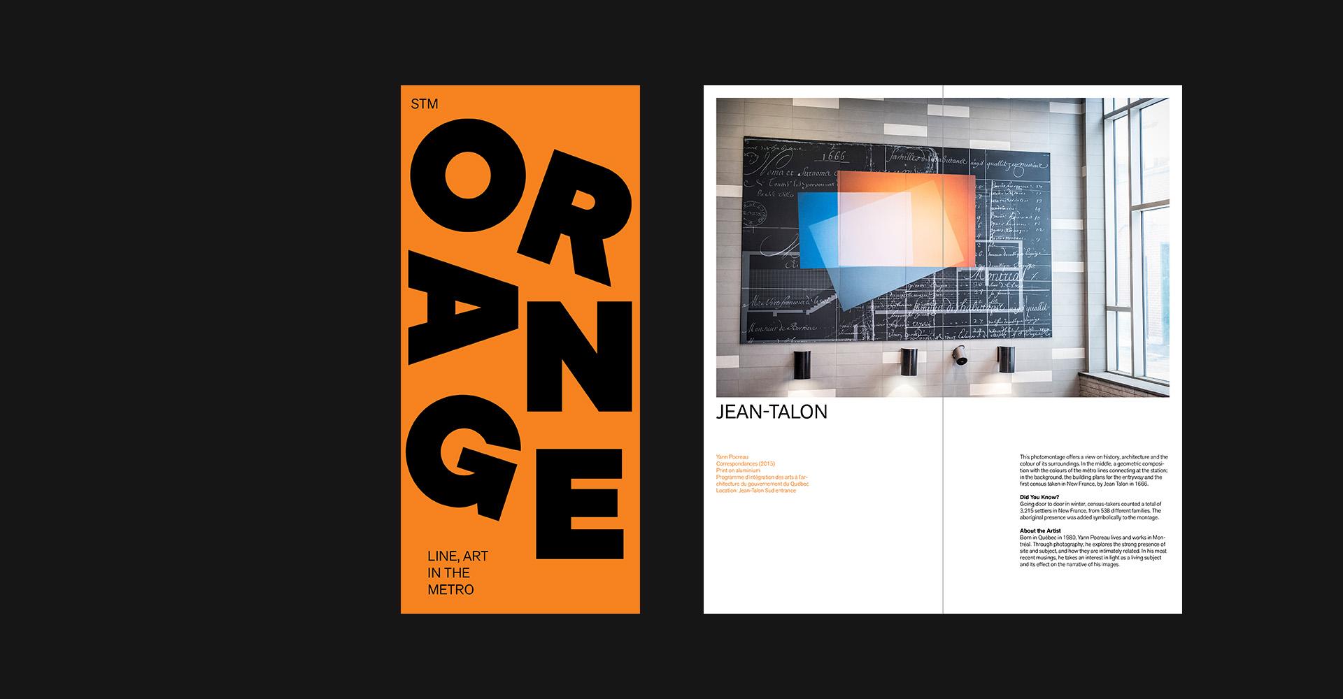 STM Orange Spreads