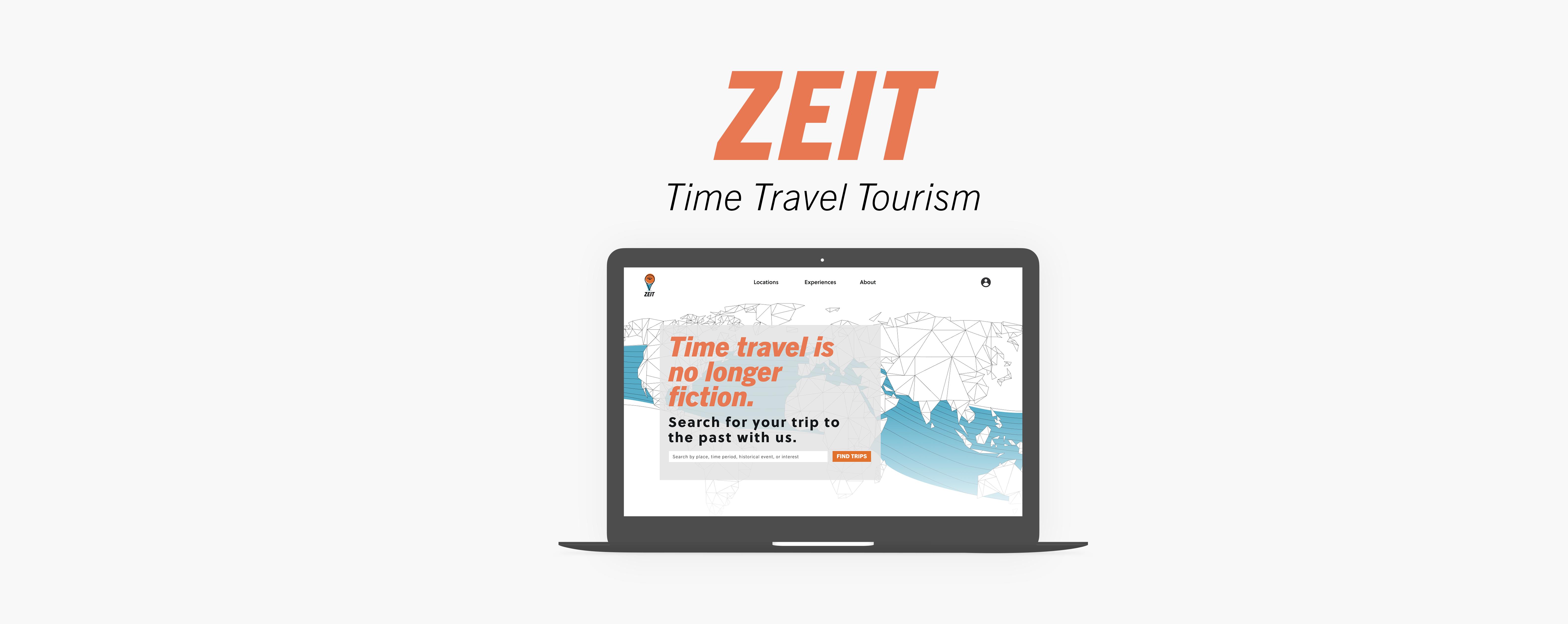 Zeit Overview Banner