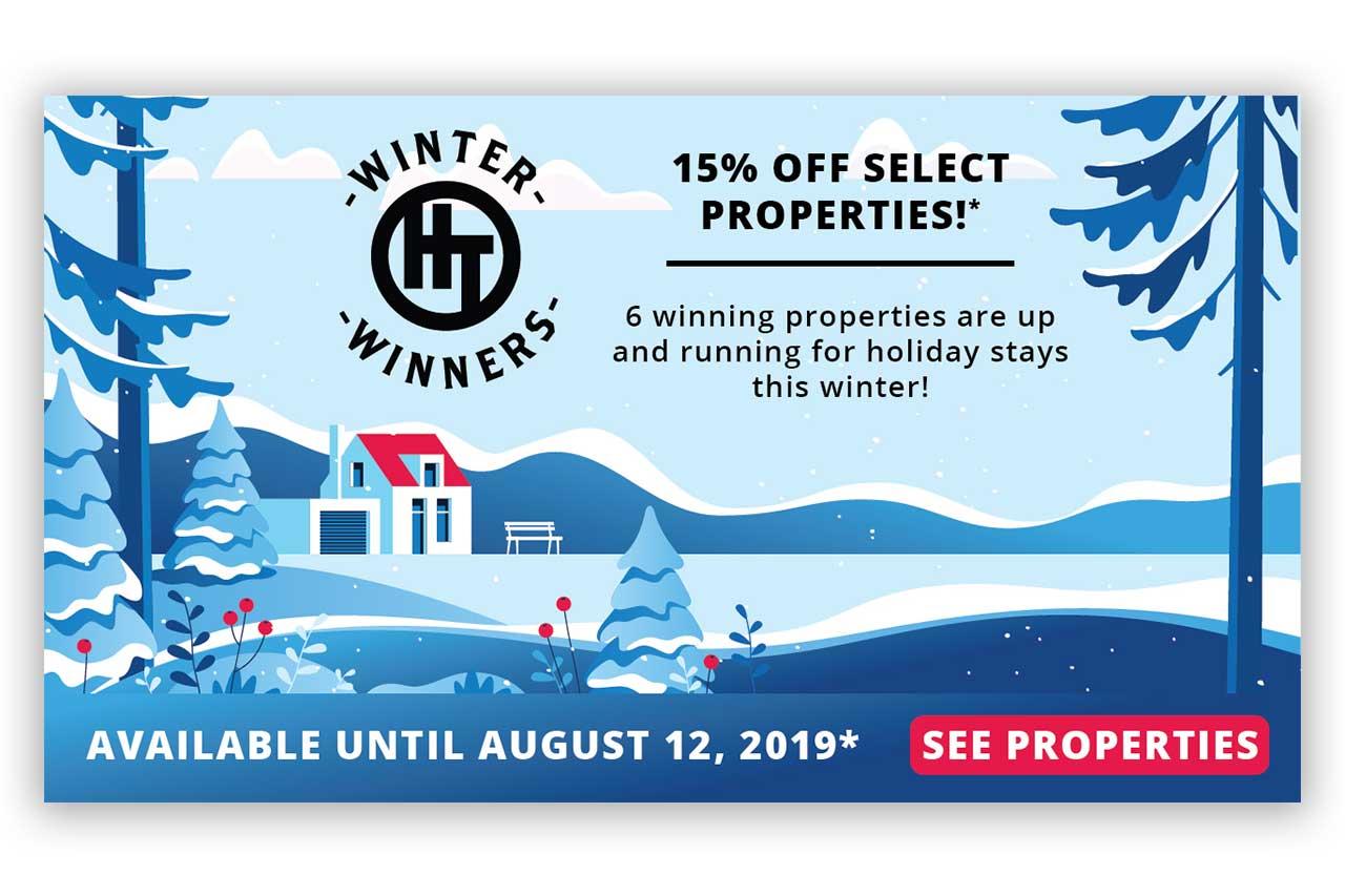 ht winter winners advertising