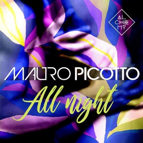 All Night Album Cover