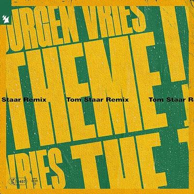 The Theme Album Cover