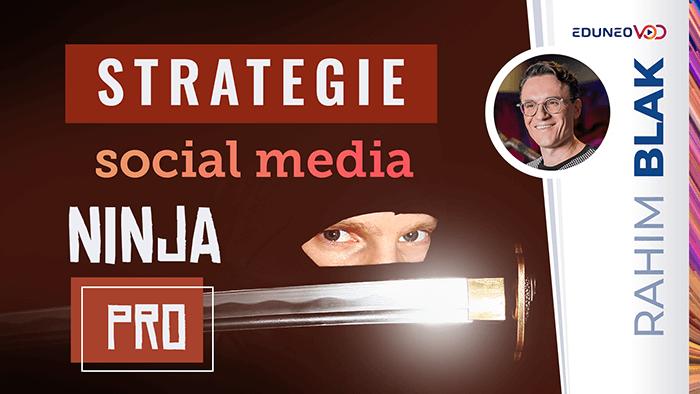 Strategie Social Media -pakiet Ninja PRO