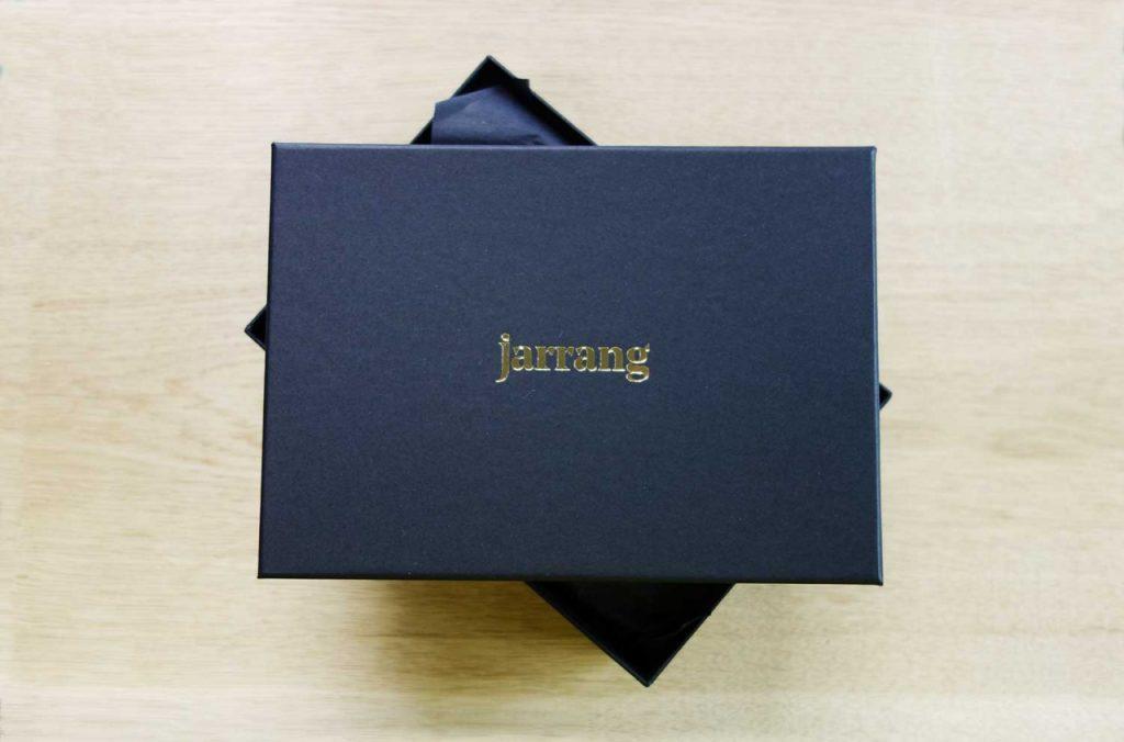 Jarrang branding