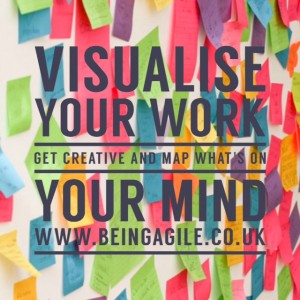 Visualise your work_being agile