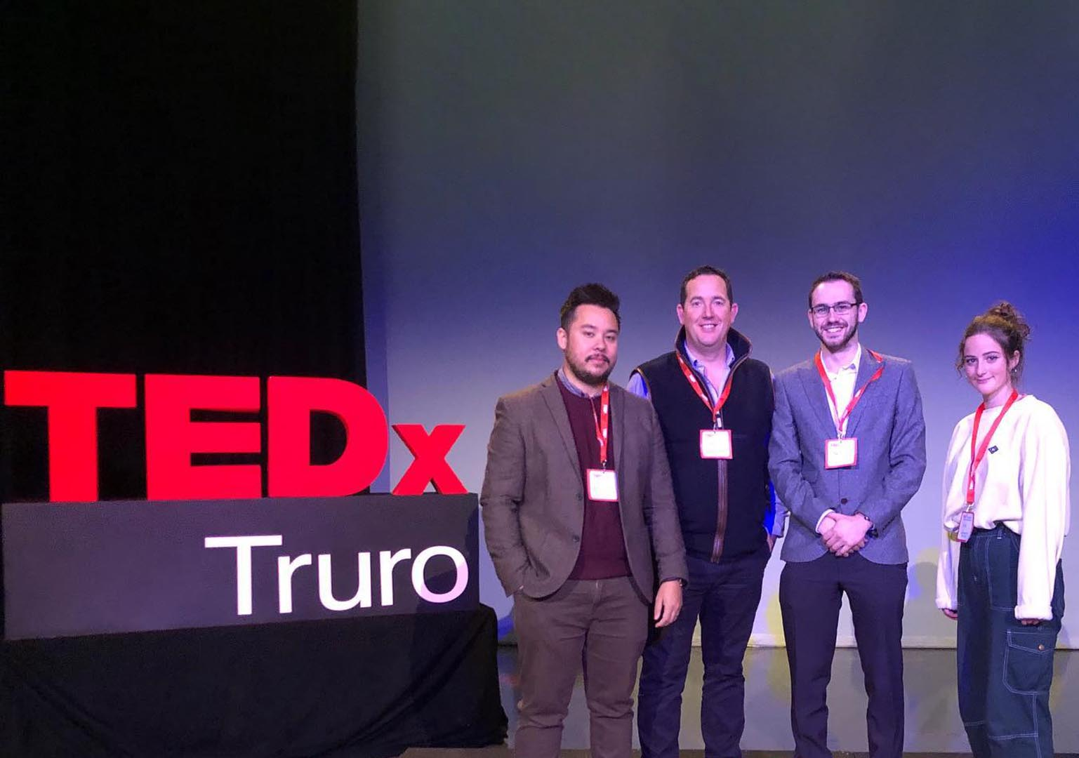 Exploring uncharted waters with TEDx Truro