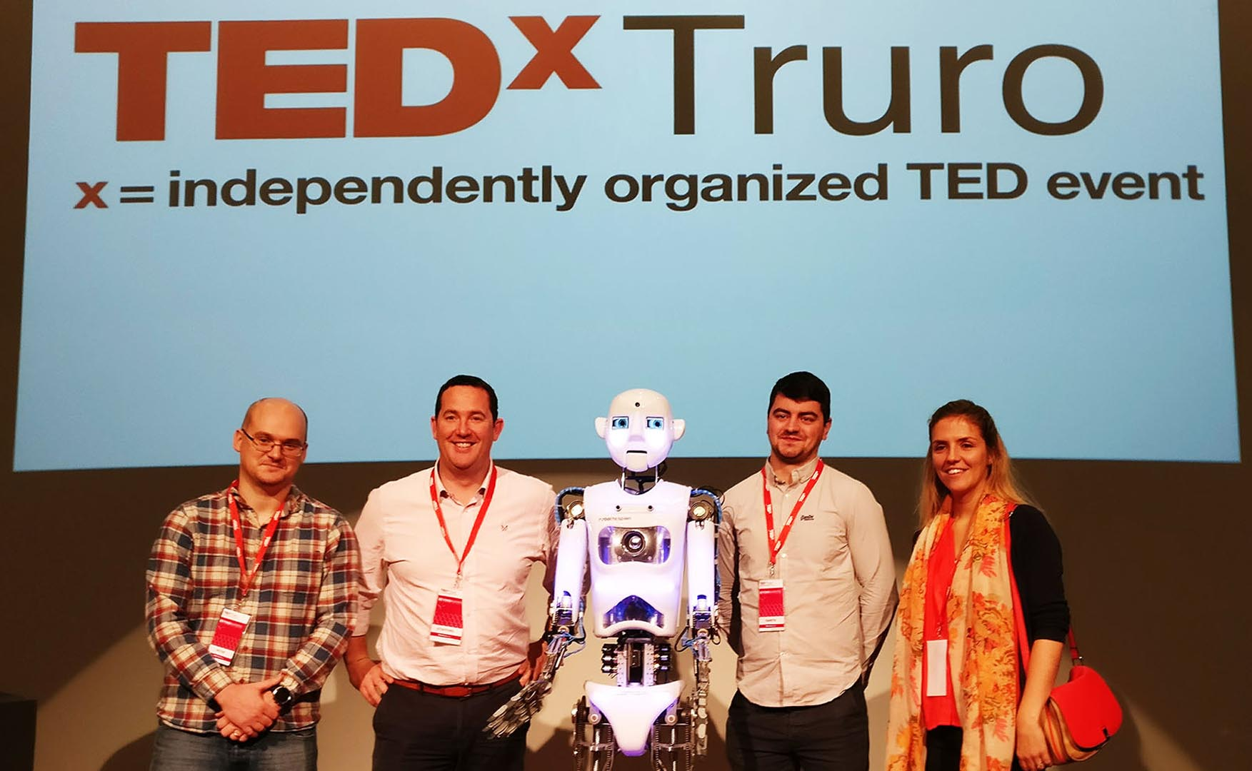 Moving Beyond Barriers at TEDx Truro