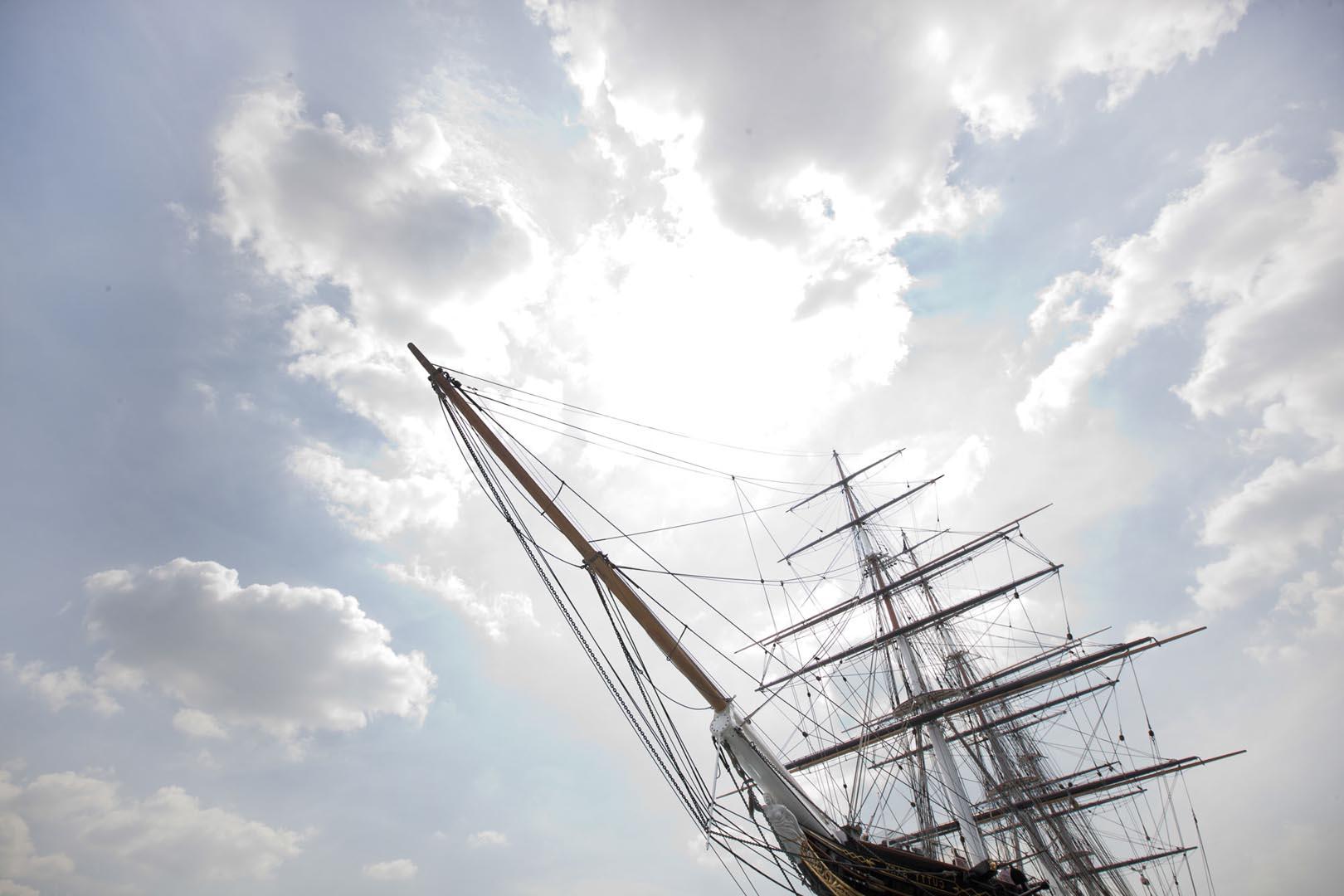 Digital Marketing & the HMS Victory