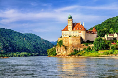 Stroll Along the Danube