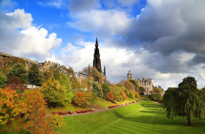 Edinburgh to London