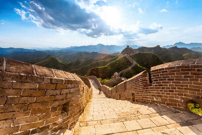 Great Wall of China (East)