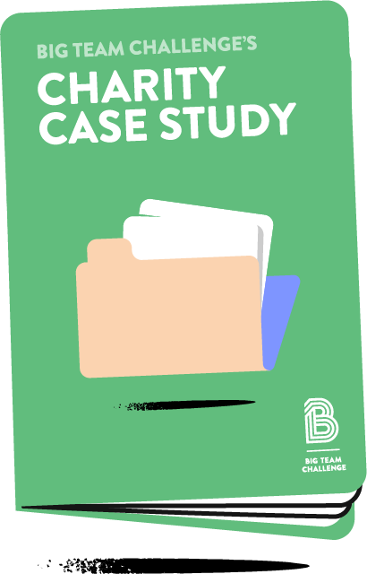 Step challenge case study for a charity