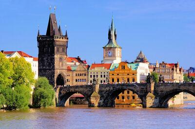 London to Prague