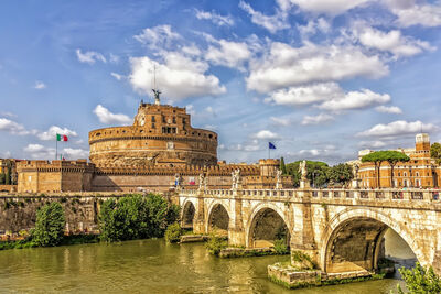 Paris to Rome