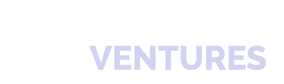 RLC Ventures Logo, light blue