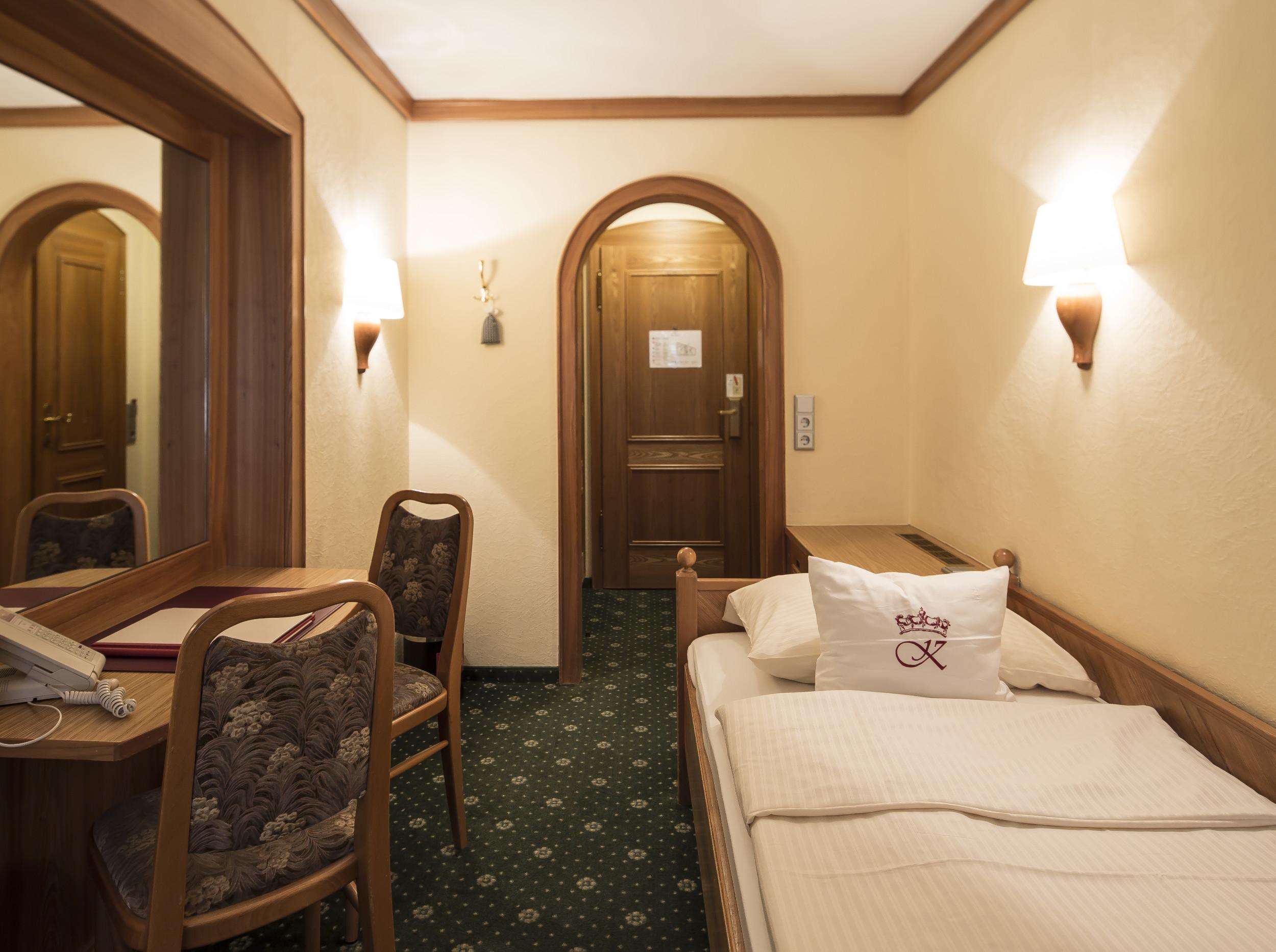 Zimmer im Chalet