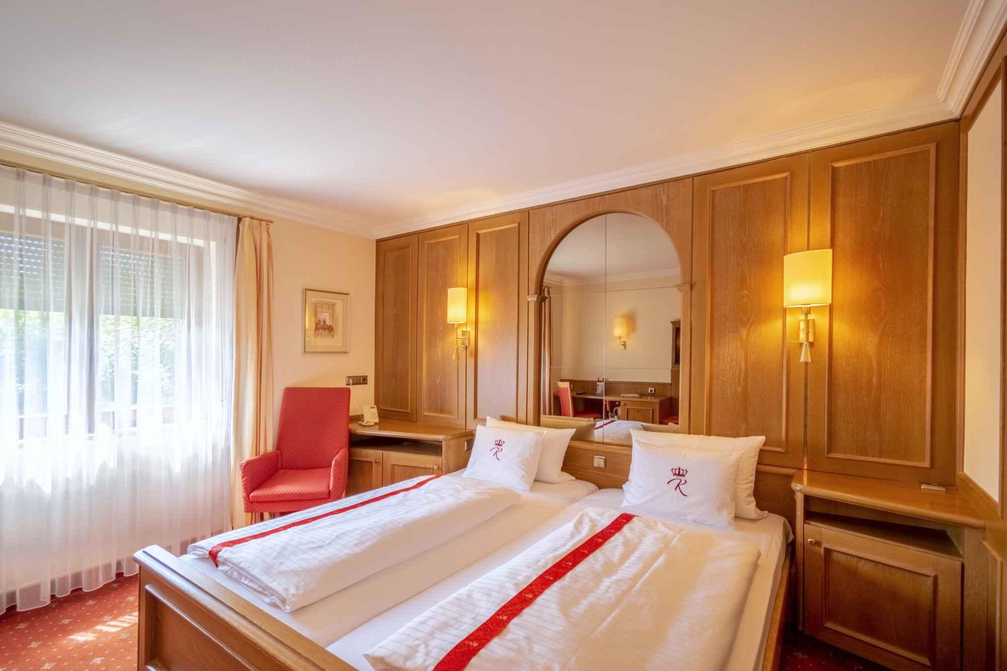 Französisches Bett Zimmer