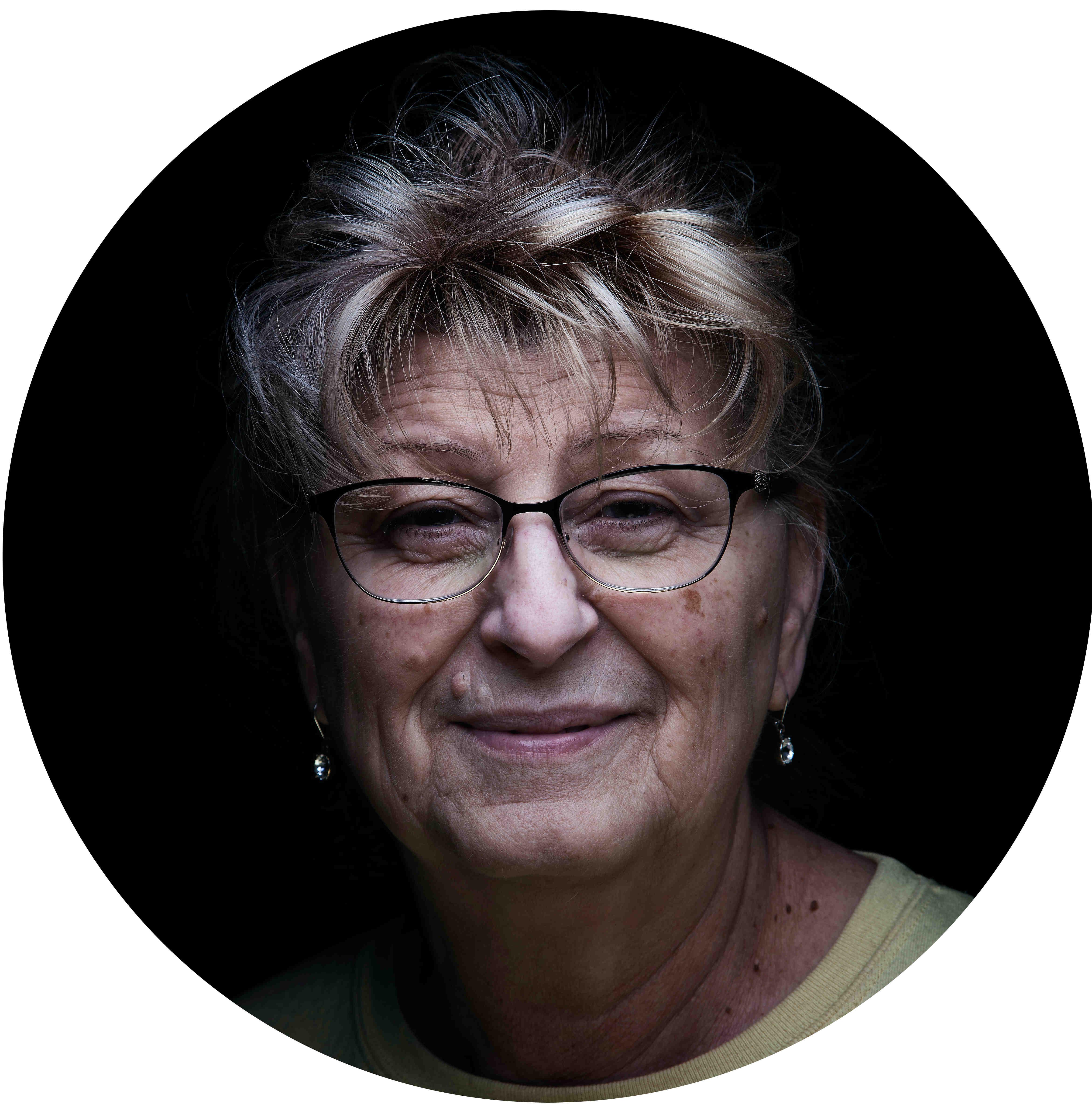 Françoise, aidante familiale