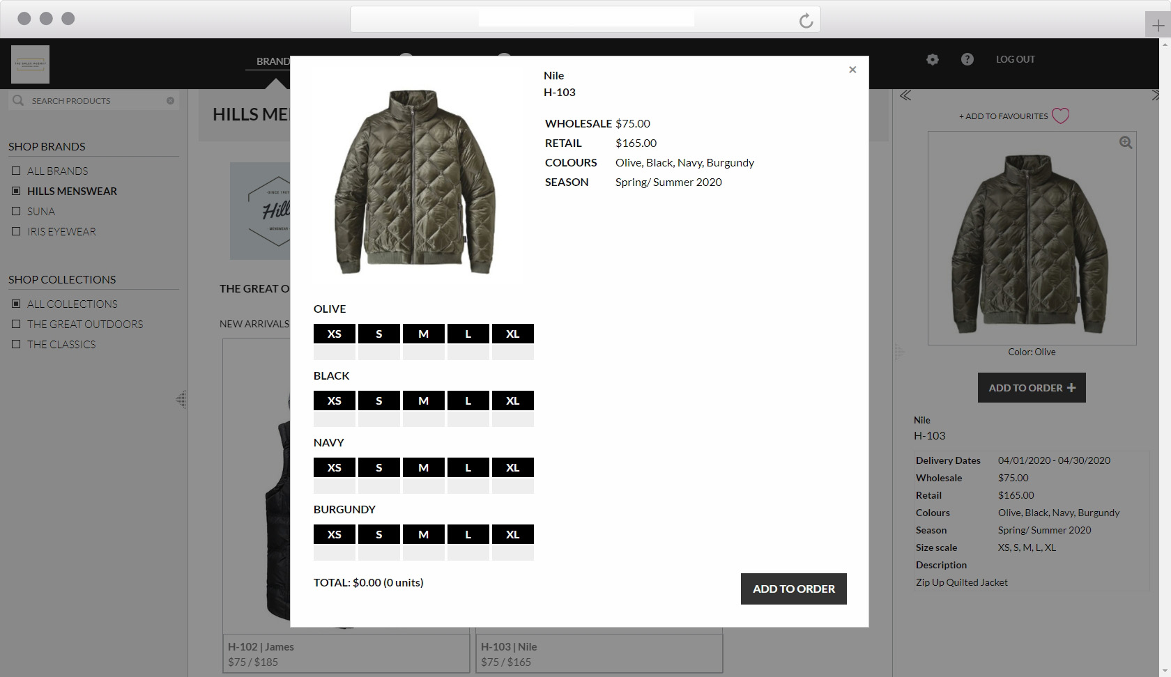 Fashion CRM Software - Online Customer Order Management Software