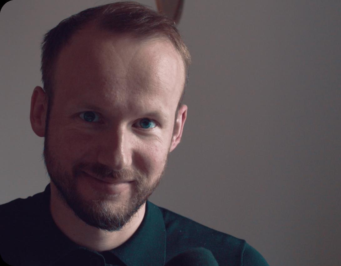 Morten Sordahl, co-founder picture