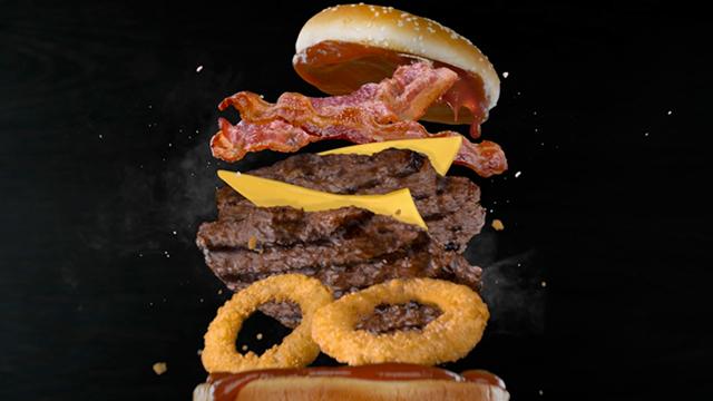 Western Bacon Cheeseburger | Giddy Up
