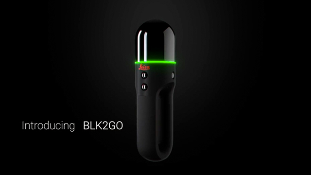 Leica Geosystems: Introducing the BLK2GO