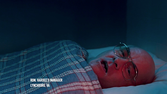 Hardee's: I'm My Own Alarm Clock