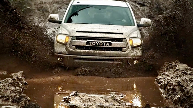 Gulf States Toyota: Tailgate Anywhere