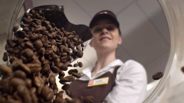 Dunkin Donuts: This is Coffee