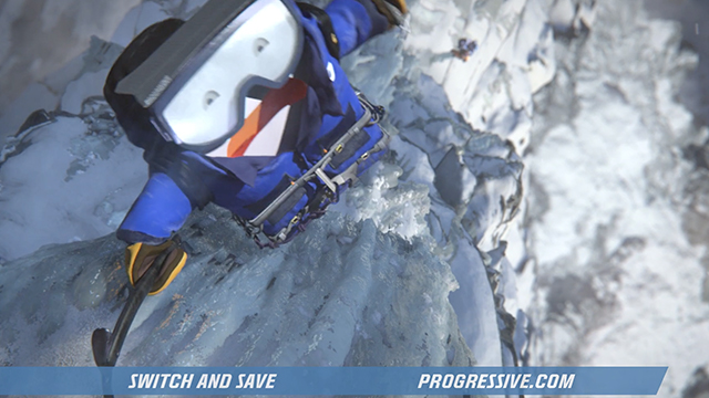 Progressive: Box | The Climb